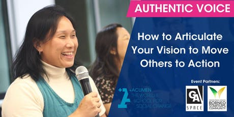 How to Articulate Your Vision to Move Others to Action tickets