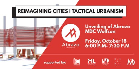 Unveiling of Abrazo - Reimagining Cities Demo Day tickets