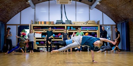 Lewis Cooke // RelaxtoErupt Contemporary Dance Workshop tickets