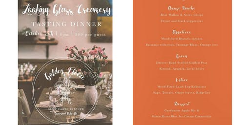 Looking Glass Creamery Tasting Dinner