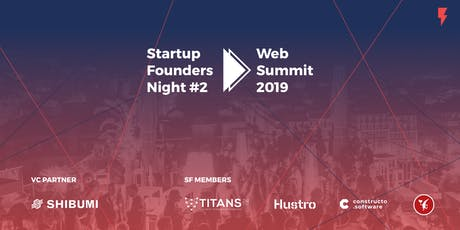 Startup Founders Night #2 tickets