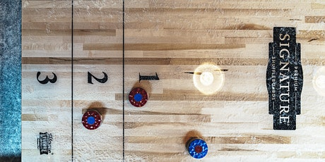 Shuffleboard Tournaments w/ Five Points Brewery tickets