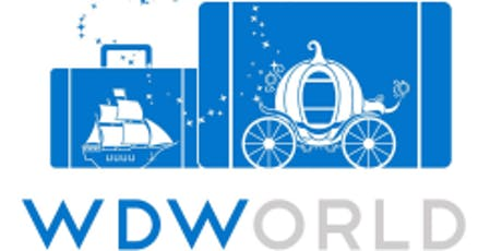 Soirée d'informations sur le Walt Disney World Resort tickets