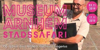 ZO 3 NOV | Combiticket | Stadssafari met Hans Jungerius en entree De Kerk