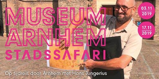 ZO 17 NOV | Stadssafari met Hans Jungerius