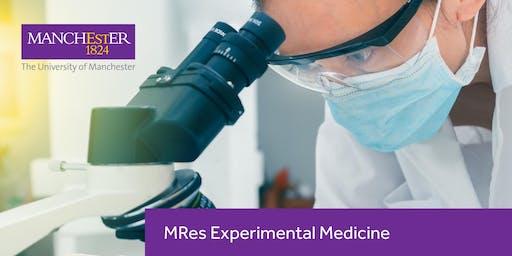 An Introduction to Experimental Medicine: Novel Study Design