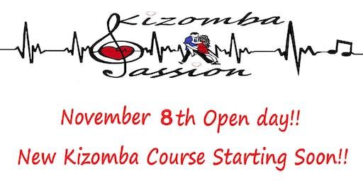 Free kizomba dancing lesson