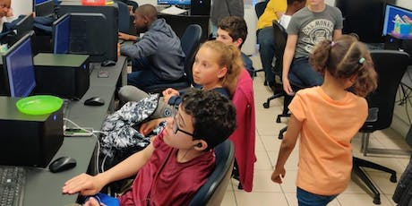Free Kids Coding with Python Taster Session 9-17 years old (03-Nov-2019) tickets