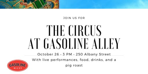 The Circus at Gasoline Alley