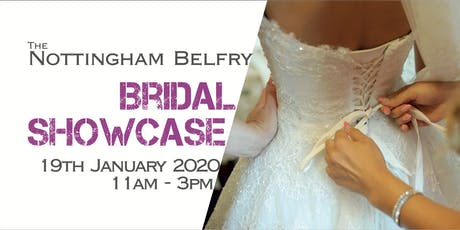 Nottingham Belfry Bridal Showcase tickets