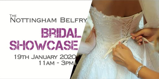 Nottingham Belfry Bridal Showcase