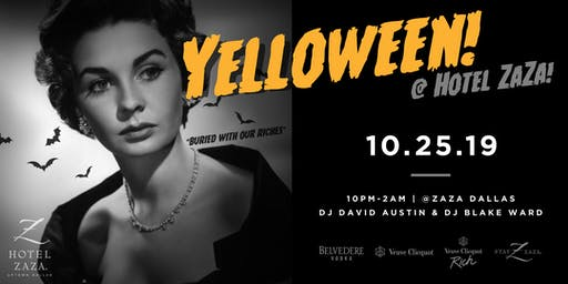 Hotel ZaZa Dallas' Yelloween
