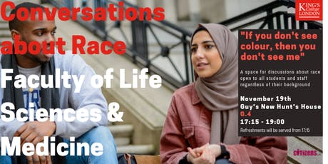 Is there a right way to talk about race? Join the conversation tickets