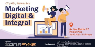 MARKETING DIGITAL & INTEGRAL