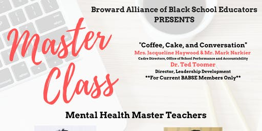 BABSE Mental Health Master Class