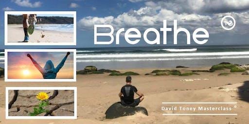 "Breath-work Workshop ""Breathe & be free"""