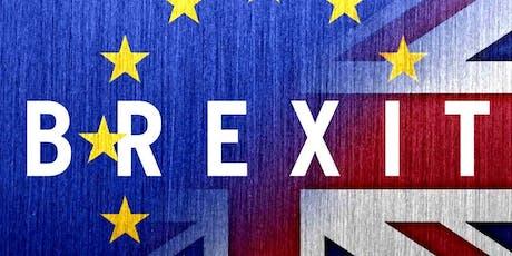 EU Staff Brexit Briefing tickets