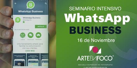 WhatsApp Business: aprendé a sacarle provecho a esta App para tu negocio! entradas