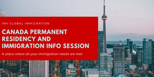 Canada Permanent Residency Info Session