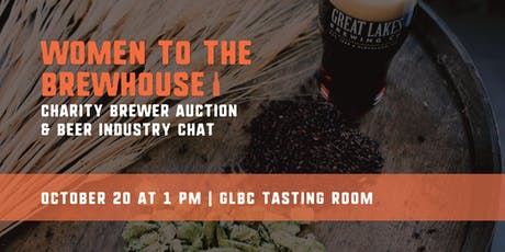 Women to the Brewhouse: Charity Brewer Auction & Beer Industry Chat tickets