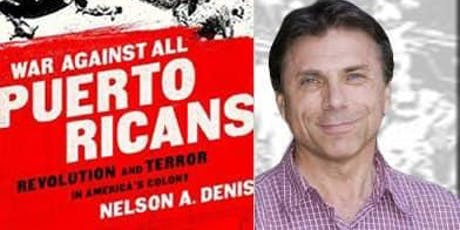Afternoon with Author, Nelson A. Denis tickets