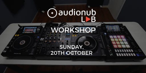 Workshop on Introduction to DJing & Music Production