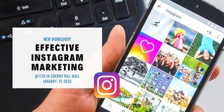 Effective Instagram Marketing Workshop tickets