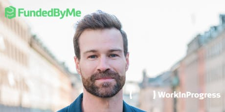 Learning Lunch: FundedByMe Founder Arno Smit tickets