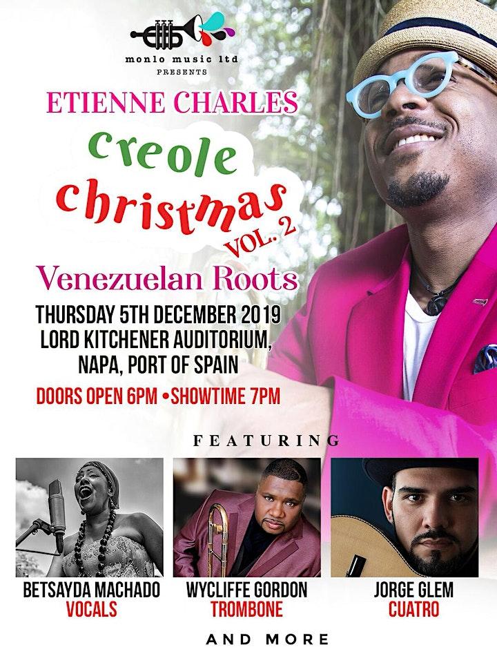 Creole Christmas Vol. 2 - Venezuelan Roots image