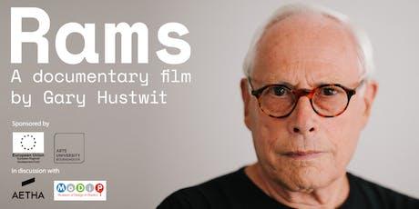 Rams: Documentary Screening tickets