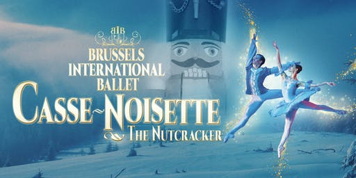 Ballet Casse Noisette - Brussels International Ballet