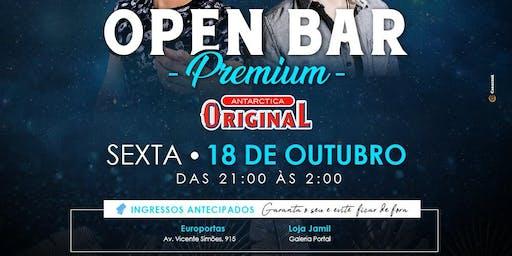 NOITEZINHA - Open Bar Premium
