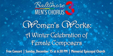 Women's Works: A Winter Celebration of Female Composers Free Concert tickets