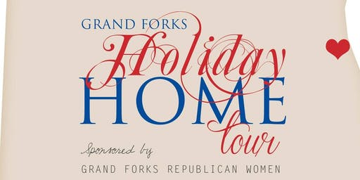 Grand Forks Holiday Home Tour