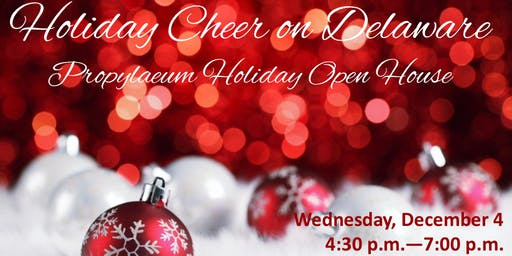 2019 Propylaeum Holiday Open House
