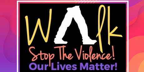 iSupport Walk Stop the violence! tickets