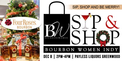 Bourbon Women Annual Holiday Sip & Shop - Greenwood, IN