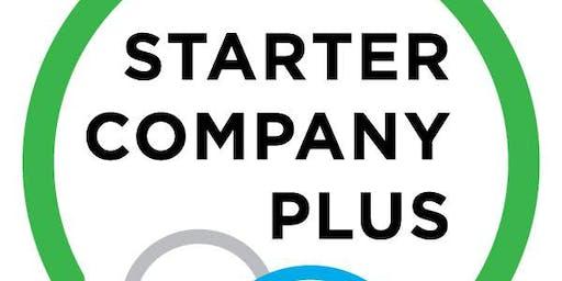 Starter Company Plus Info Session - Nov 28