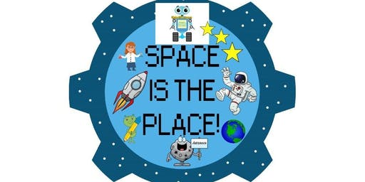 SPACE IS THE PLACE 2019!