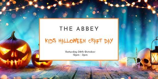 Kid's Halloween Craft Day