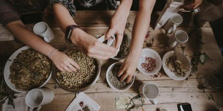 DIY Herbal Tea Blending for Immunity tickets