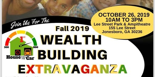"""""""House Then The Car"""" - A Community Wealth Building & 2MN5 Extravaganza"""