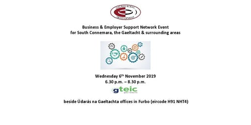 Business Support Networking event