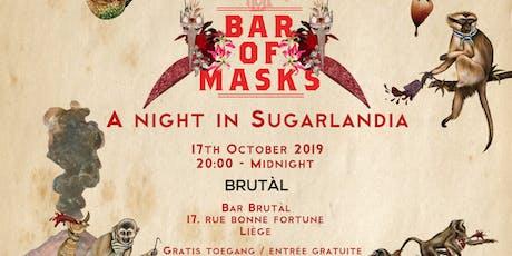 Bar Of Masks Liège billets