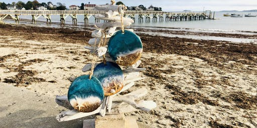 12/11 Seascape Ornament Workshop (Salem, MA)