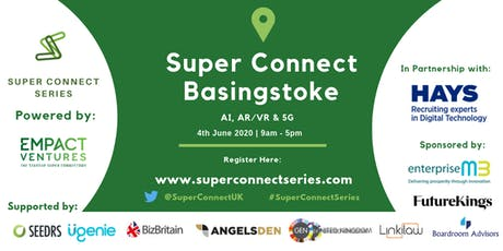 Super Connect  Basingstoke (AI, AR/VR & 5G) tickets