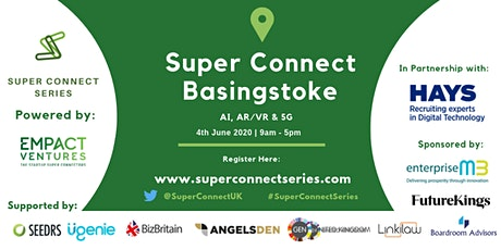 Super Connect  Basingstoke (AI, AR/VR & 5G) tickets