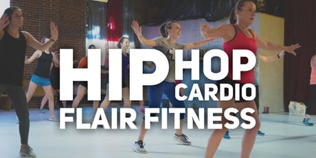 Hip Hop Cardio with Flair Fitness tickets