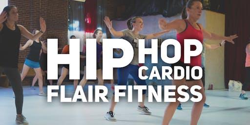 Hip Hop Cardio with Flair Fitness