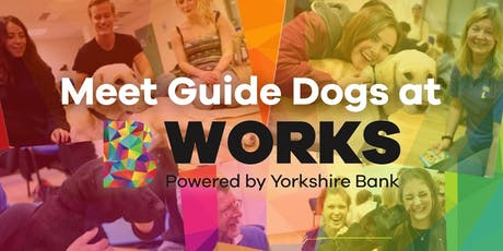 Meet Guide Dogs at BWorks  tickets